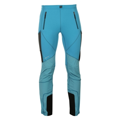 Pantaloni antrenament sport La Sportiva Sport Zenith pentru femei albastru bej