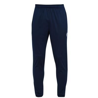 Pantaloni antrenament sport Macron Bath pentru Barbati bleumarin