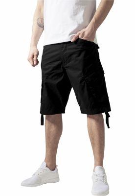 Pantaloni army barbati negru Urban Classics