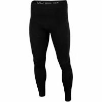 Pantaloni barbati Thermoactive Outhorn negru intens HOZ19 BIMB600D 20S