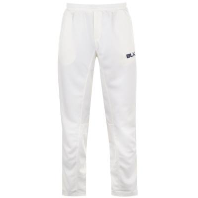 Pantaloni BLK Cricket pentru Barbati alb
