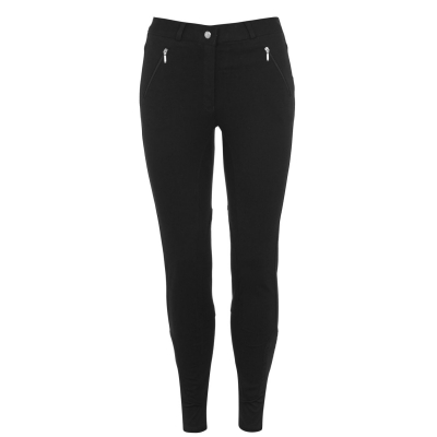 Pantaloni calarie Requisite Lightweight negru