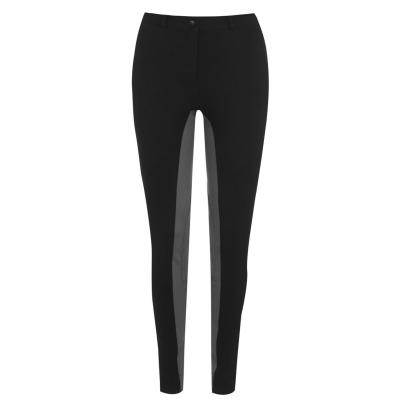 Pantaloni calarie Requisite Two Tone negru gri