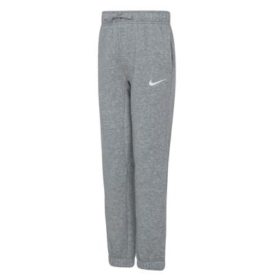 Pantaloni caldurosi Nike Club baietei gri