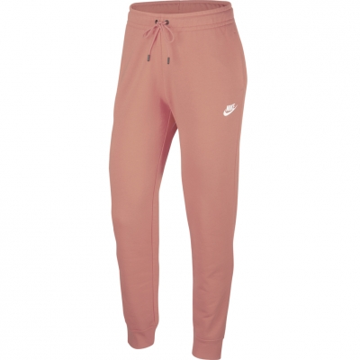 Pantaloni caldurosi Nike W Sportswear Essential Peach BV4095 606