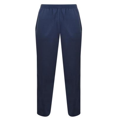 Pantaloni caldurosi Slazenger fara mansete pentru Barbati gri albastru