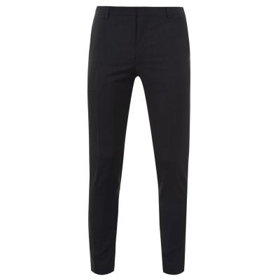 Pantaloni Calvin Klein Calvin Subtle in carouri gri pt3
