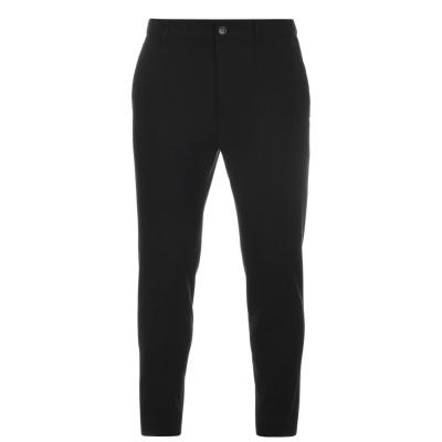 Pantaloni Calvin Klein Pinstripe negru bds
