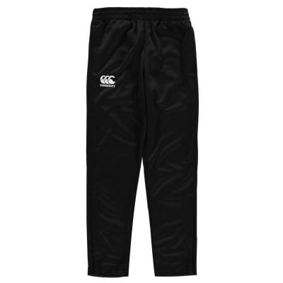 Pantaloni de trening Canterbury Core conici pentru copii negru