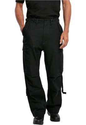 Pantaloni Cargo M-65 Vintage negru Brandit