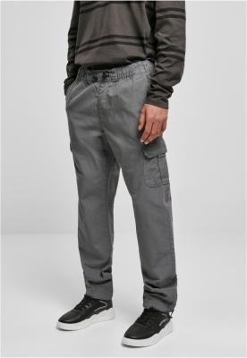 Pantaloni Cargo Ripstop gri Urban Classics