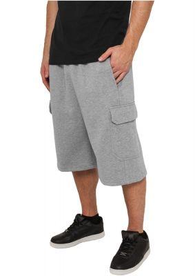 Pantaloni cargo sport gri Urban Classics