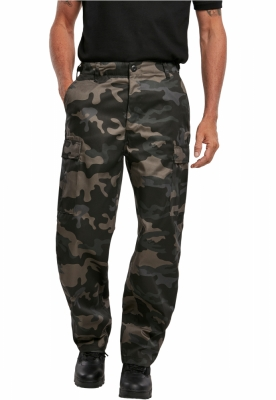 Pantaloni Cargo US Ranger camuflaj Brandit