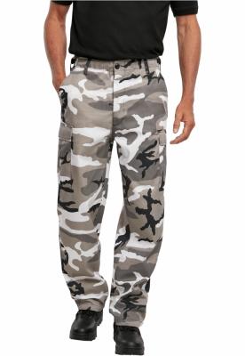 Pantaloni Cargo US Ranger camuflaj-deschis Brandit