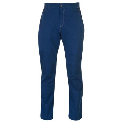 Pantaloni Chillaz Boulder Climbing pentru Barbati inchis albastru