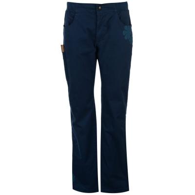 Pantaloni Chillaz Jessy Walking pentru Femei albastru