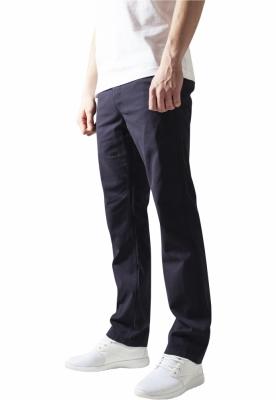 Pantaloni chino barbati bleumarin Urban Classics