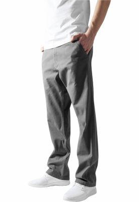 Pantaloni chino barbati gri inchis Urban Classics