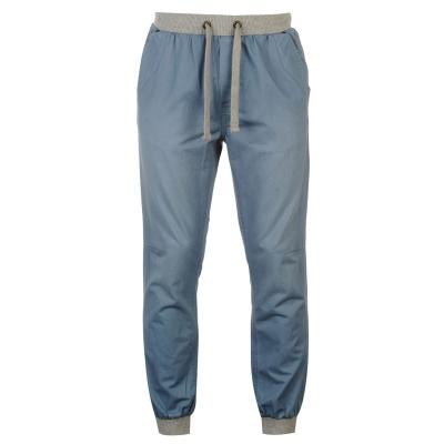 Pantaloni chino SoulCal Ribbed Waistband pentru Barbati