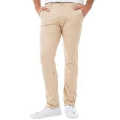Pantaloni chino French Connection Old Camel pentru Barbati