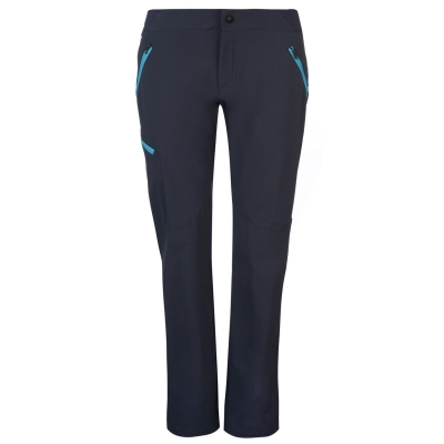 Pantaloni Columbia Passo Walking pentru Femei gri