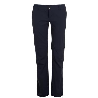 Pantaloni Columbia Saturday Convertible pentru Femei albastru