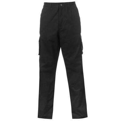 Pantaloni Combat Full albastru Cargo pentru Barbati negru
