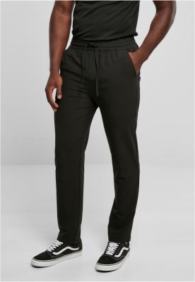 Pantaloni conici Jogger negru Urban Classics