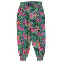 Pantaloni Crafted cu imprimeu Harem Child pentru fete