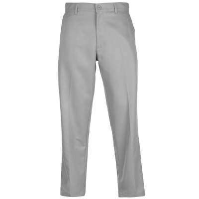 Pantaloni de golf Slazenger pentru Barbati deschis gri