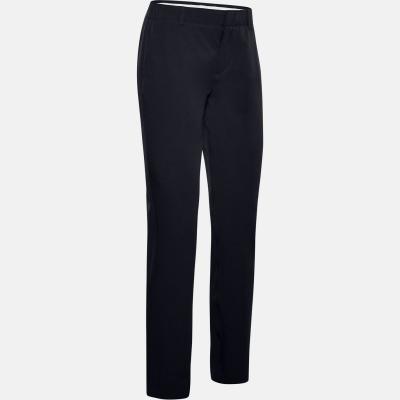 Pantaloni de golf Under Armour Links pentru Femei negru