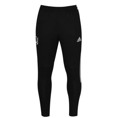 Pantaloni de trening adidas Juventus pentru Barbati negru roz tint