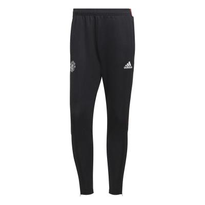 Pantaloni de trening adidas Manchester United 2021 2022 pentru Barbati negru
