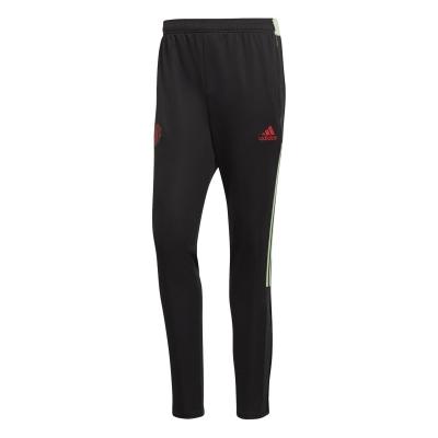 Pantaloni de trening adidas Manchester United pentru Barbati negru