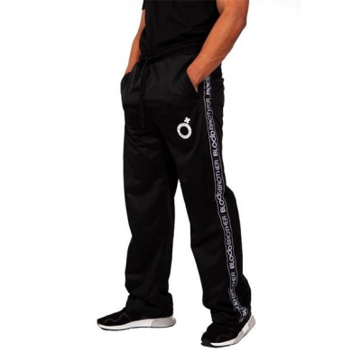 Pantaloni de trening Blood Brother Poppa negru