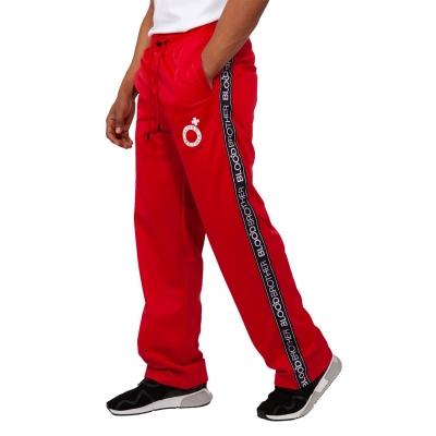 Pantaloni de trening Blood Brother Poppa rosu