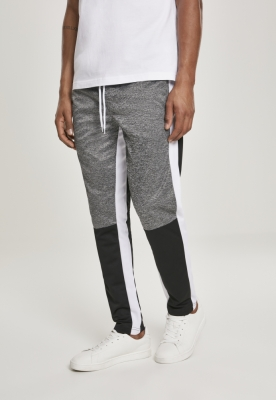 Pantaloni de trening Color Block Marled marled-negru Southpole