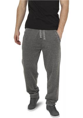 Pantaloni de trening cu elastic jos gri-inchis Urban Classics