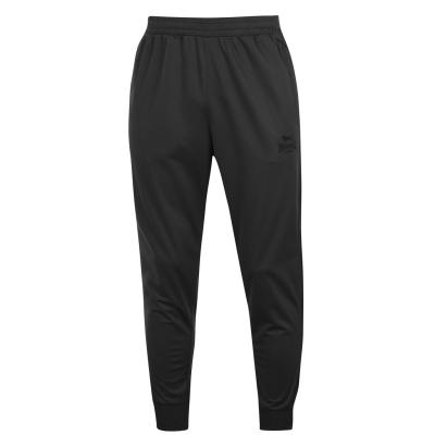 Pantaloni de trening Lonsdale pentru Barbati gri carbune negru