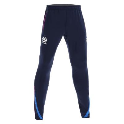 Pantaloni de trening Macron Scotland pentru Barbati bleumarin