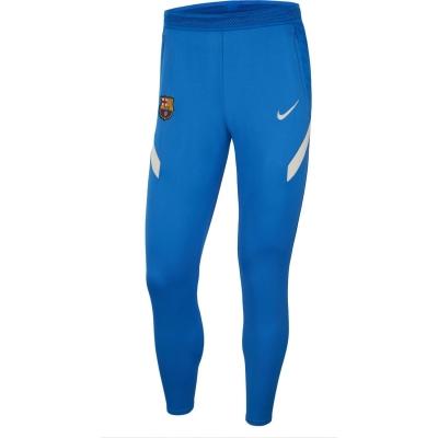 Pantaloni de trening Nike Barcelona Strike 2021 2022 pentru Barbati albastru