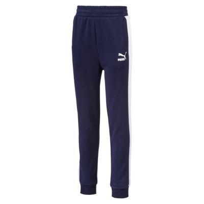 Pantaloni de trening Puma clasic albastru