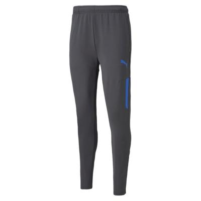 Pantaloni de trening Puma Individual Cup pentru Barbati gri albastru