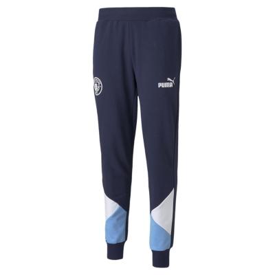 Pantaloni de trening Puma Manchester City Cult pentru Barbati bleumarin