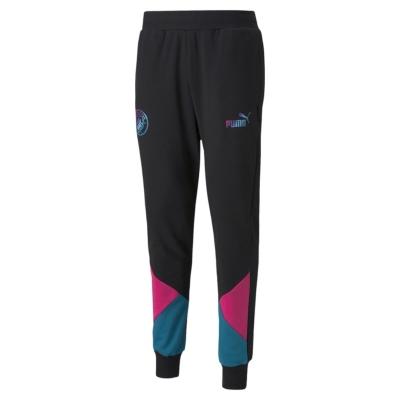 Pantaloni de trening Puma Manchester City Cult pentru Barbati negru