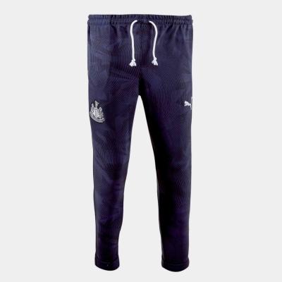 Pantaloni de trening Puma Newcastle United pentru baietei albastru