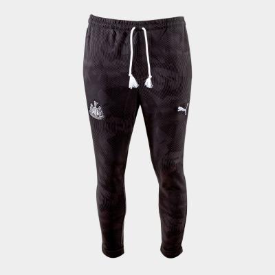 Pantaloni de trening Puma Newcastle United pentru baietei negru