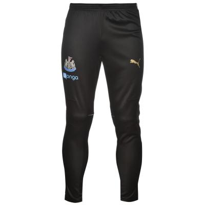 Pantaloni de trening Puma Newcastle United pentru Barbati negru alb