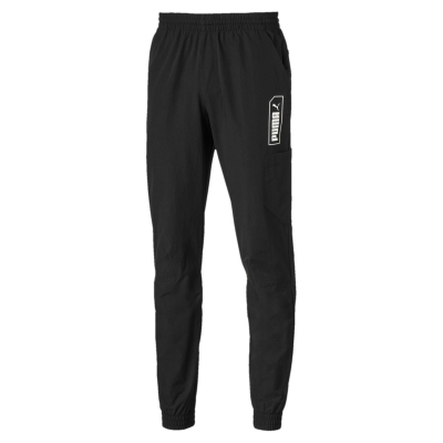 Pantaloni de trening Puma Woven negru