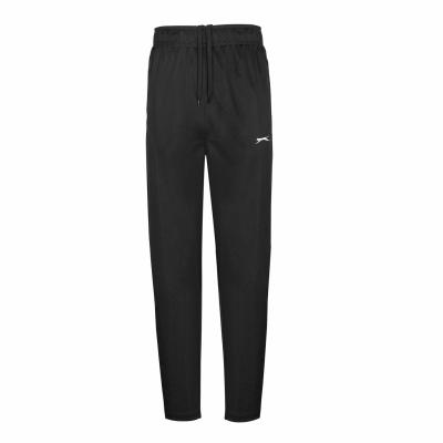 Pantaloni de trening Slazenger pentru Barbati negru